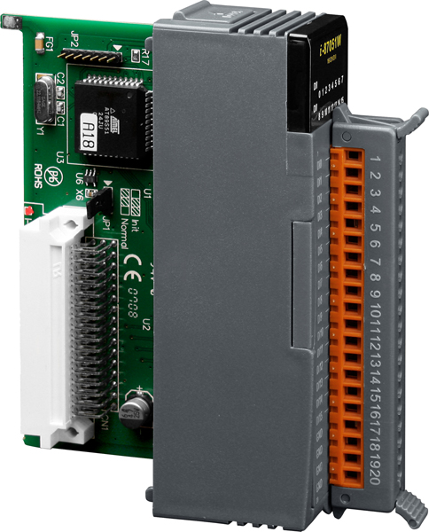 I-87051W-GCR-DCON-IO-Module buy online at ICPDAS-EUROPE