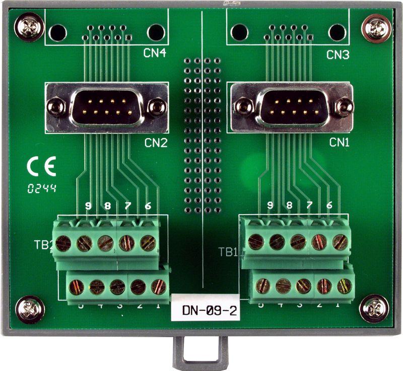 DN-09-2-Screw-Terminal-Board buy online at ICPDAS-EUROPE