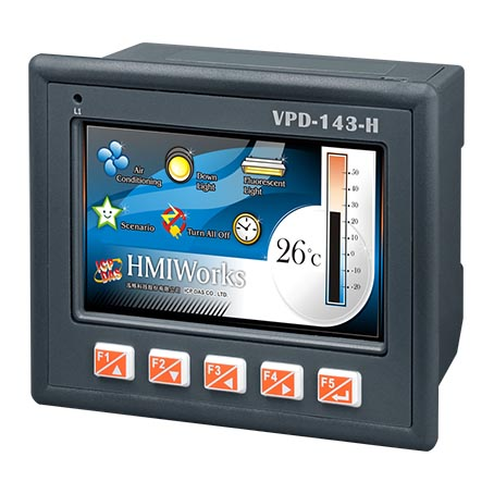 VPD-143-H-Touch-Display buy online at ICPDAS-EUROPE