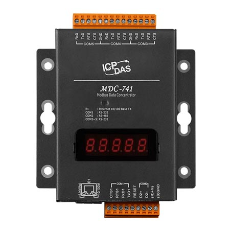 MDC-741CR-Data-Concentrator buy online at ICPDAS-EUROPE