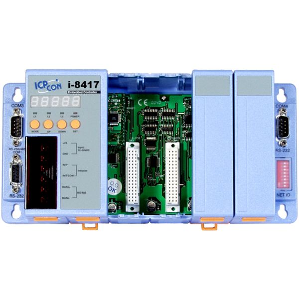 I-8417CR-MiniOS-Automation-Controller buy online at ICPDAS-EUROPE