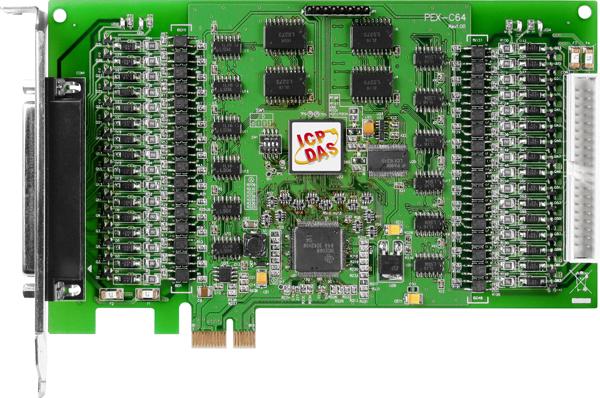 PEX-C64 CR