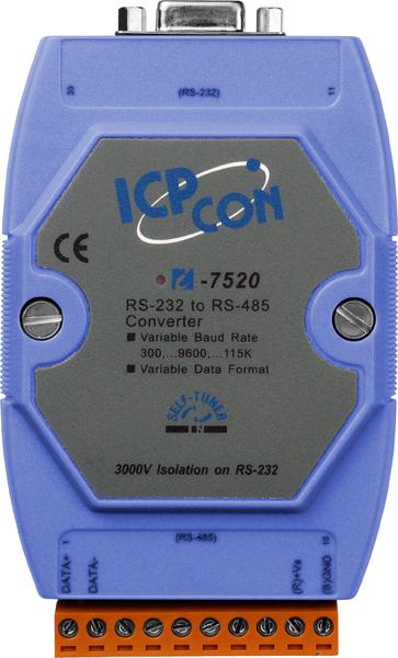 I-7520CR-Converter buy online at ICPDAS-EUROPE