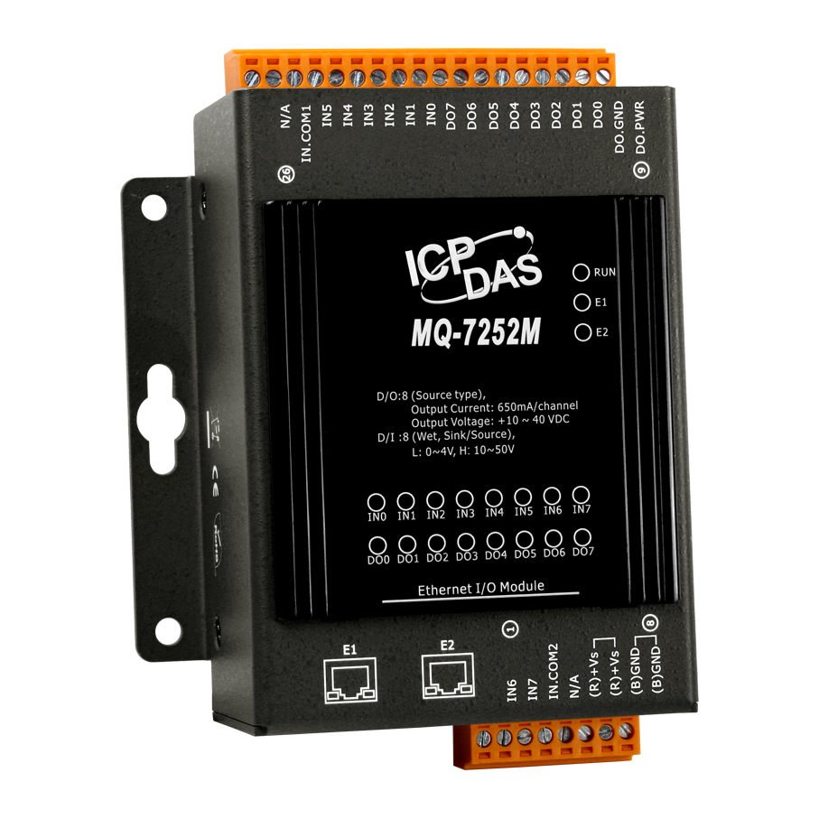 MQ-7252MCR-MQTT-IO-Module buy online at ICPDAS-EUROPE