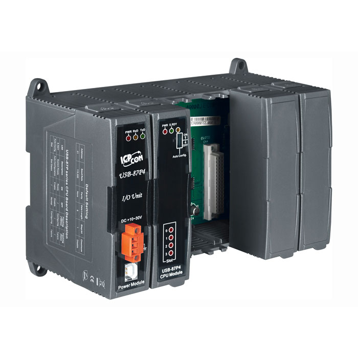 USB-87P4-GCR-Automation-Controller buy online at ICPDAS-EUROPE