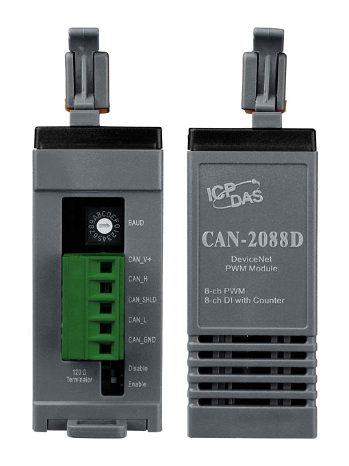 CAN-2088DCR-DeviceNet-IO-Module buy online at ICPDAS-EUROPE