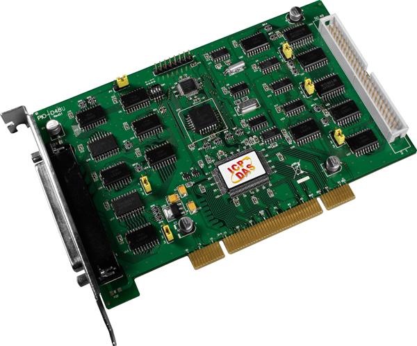 PIO-D48UCR-Digital-PCI-Board buy online at ICPDAS-EUROPE