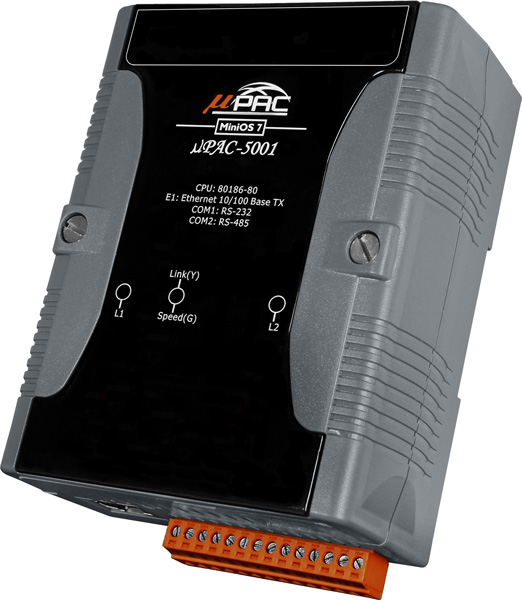 µPAC-5001 CR