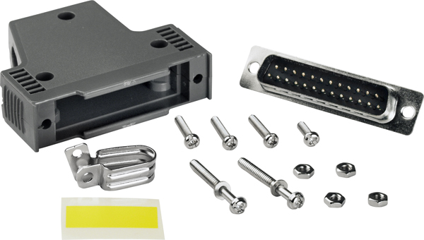 CA-PC25M-Connector buy online at ICPDAS-EUROPE