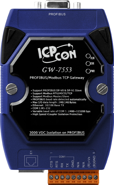 GW-7553-BCR-Gateway buy online at ICPDAS-EUROPE