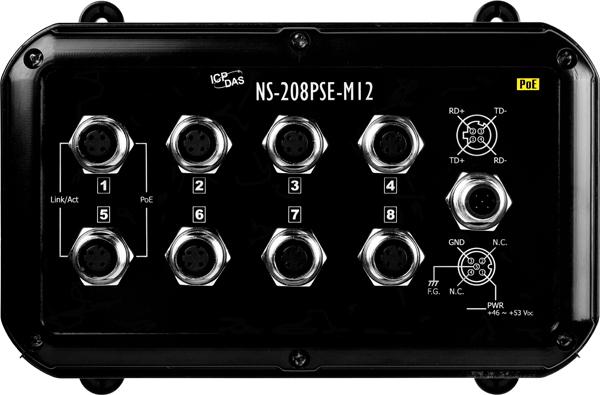 NS-208PSE-M12-IP67 CR