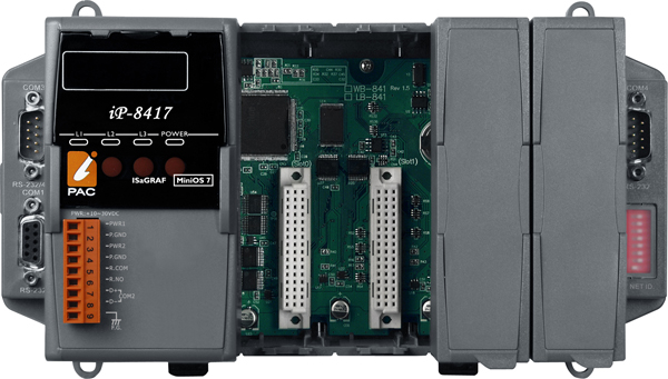 IP-8417-GCR-MiniOS-Automation-Controller buy online at ICPDAS-EUROPE
