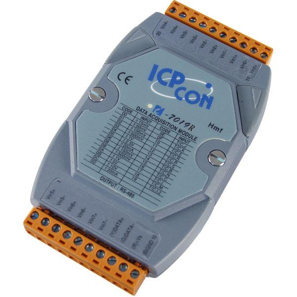 I-7019R-GCR-DCON-IO-Module buy online at ICPDAS-EUROPE