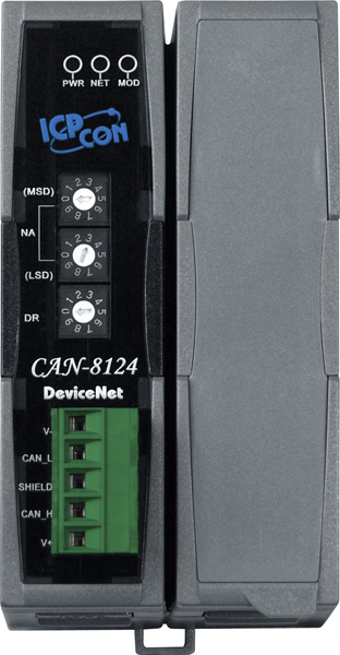 CAN-8124-G-Remote-IO-Chassis buy online at ICPDAS-EUROPE