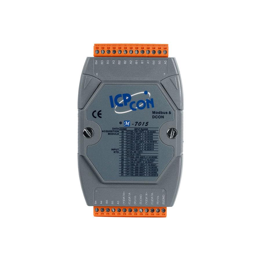 M-7015-GCR-ModbusRTU-IO-Module buy online at ICPDAS-EUROPE