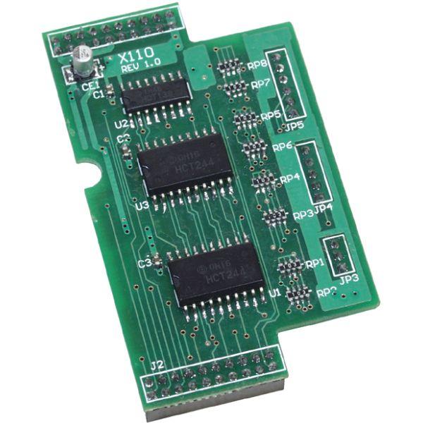 X110CR-IO-Board buy online at ICPDAS-EUROPE