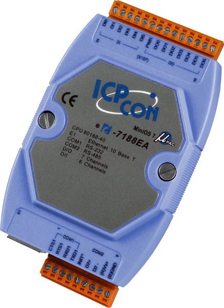 I-7188EACR-MiniOS-Automation-Controller buy online at ICPDAS-EUROPE