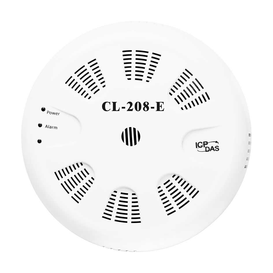 CL-208-E-datalogger buy online at ICPDAS-EUROPE