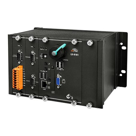 LX-9181-LinPac-Controller buy online at ICPDAS-EUROPE
