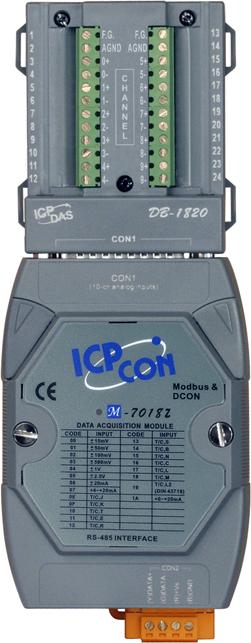 M-7018Z-G-SCR-ModbusRTU-IO-Module buy online at ICPDAS-EUROPE