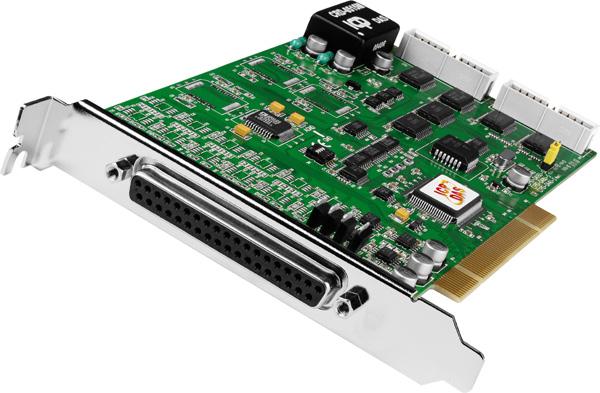 PIO-DA4UCR-Analog-PCI-Board buy online at ICPDAS-EUROPE
