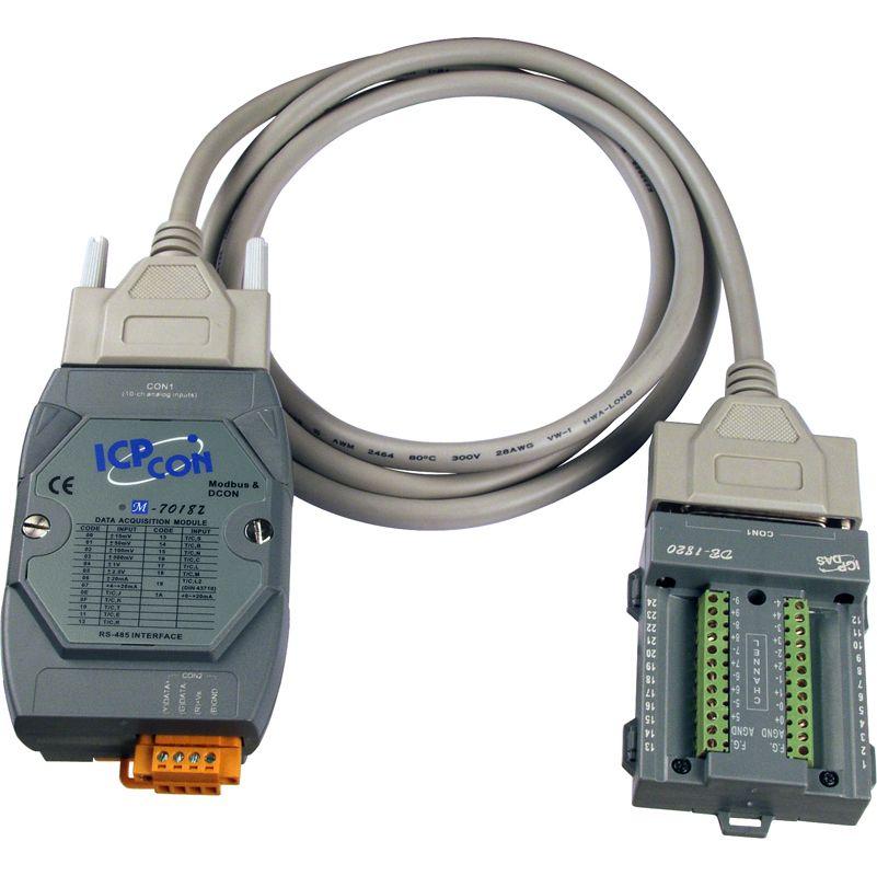 M-7018Z-G-S2CR-ModbusRTU-IO-Module buy online at ICPDAS-EUROPE