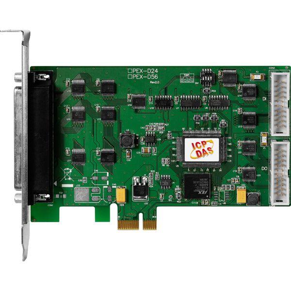 PEX-D56CR-Digital-PCIE-Board buy online at ICPDAS-EUROPE