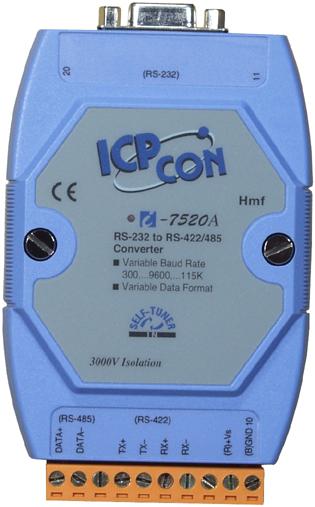 I-7520ACR-Converter buy online at ICPDAS-EUROPE