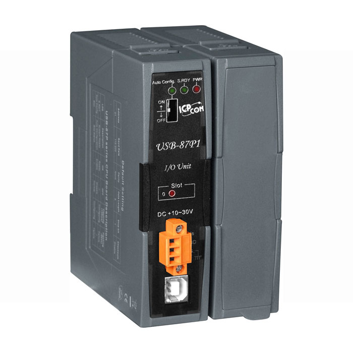 USB-87P1-GCR-Automation-Controller buy online at ICPDAS-EUROPE