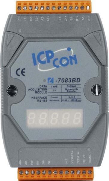 I-7083BD-GCR-Encoder-Counter buy online at ICPDAS-EUROPE