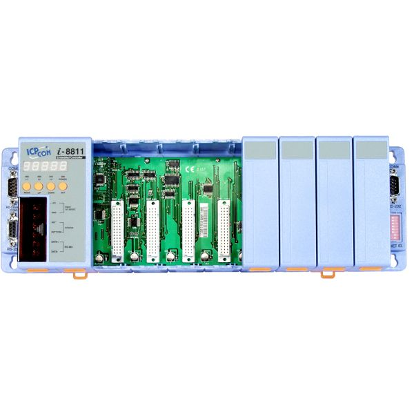 I-8811CR-MiniOS-Automation-Controller buy online at ICPDAS-EUROPE