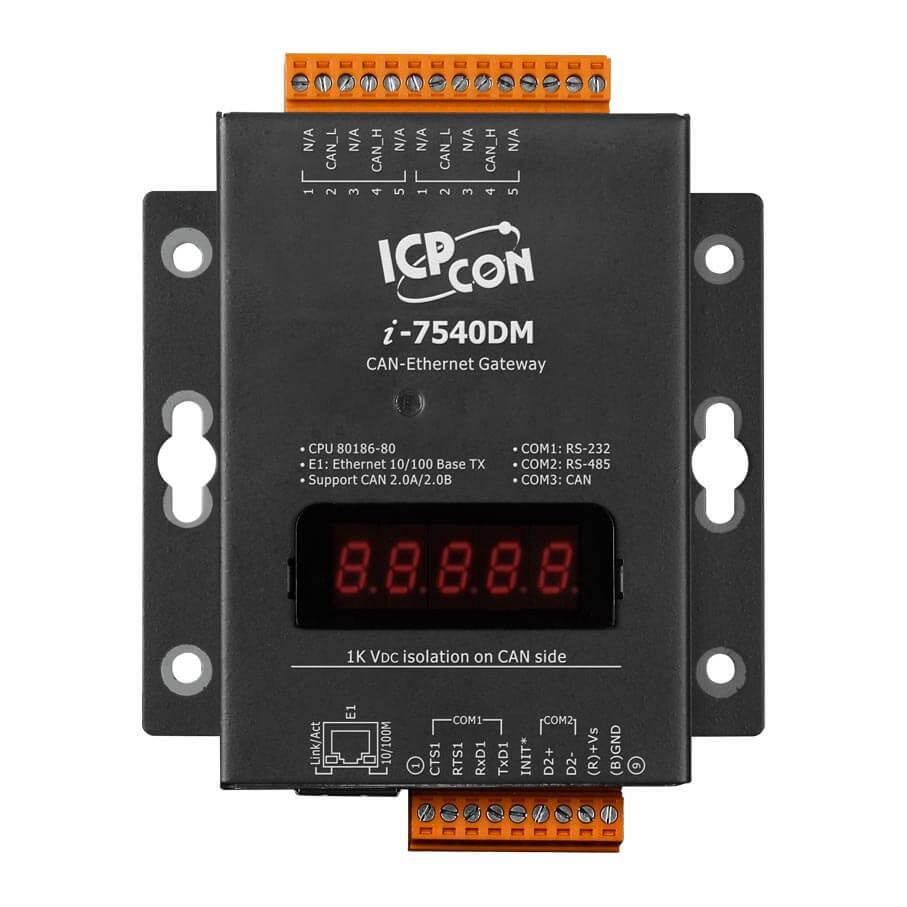 I-7540DMCR-Converter buy online at ICPDAS-EUROPE