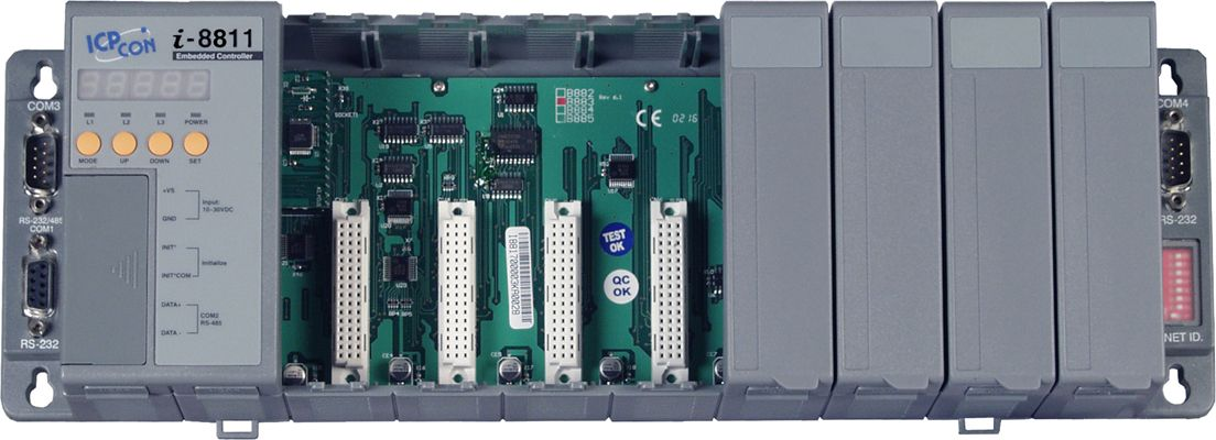 I-8811-GCR-MiniOS-Automation-Controller buy online at ICPDAS-EUROPE