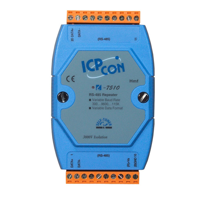 I-7510CR-Repeater buy online at ICPDAS-EUROPE