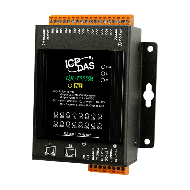 UA-7555M-MQTT-Module buy online at ICPDAS-EUROPE