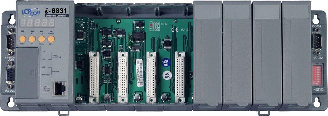 I-8831-GCR-MiniOS-Automation-Controller buy online at ICPDAS-EUROPE