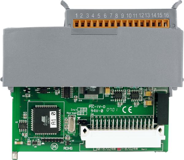 I-87024W-GCR-DCON-IO-Module buy online at ICPDAS-EUROPE