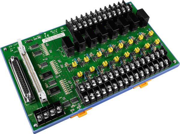 DB-16P8R/DIN CR