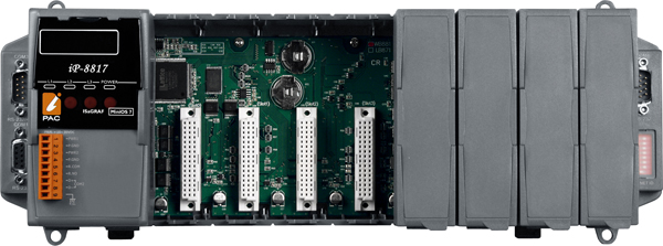 IP-8817-GCR-MiniOS-Automation-Controller buy online at ICPDAS-EUROPE