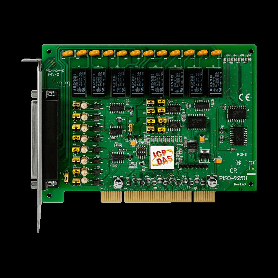 PISO-725U-PCI-Card buy online at ICPDAS-EUROPE
