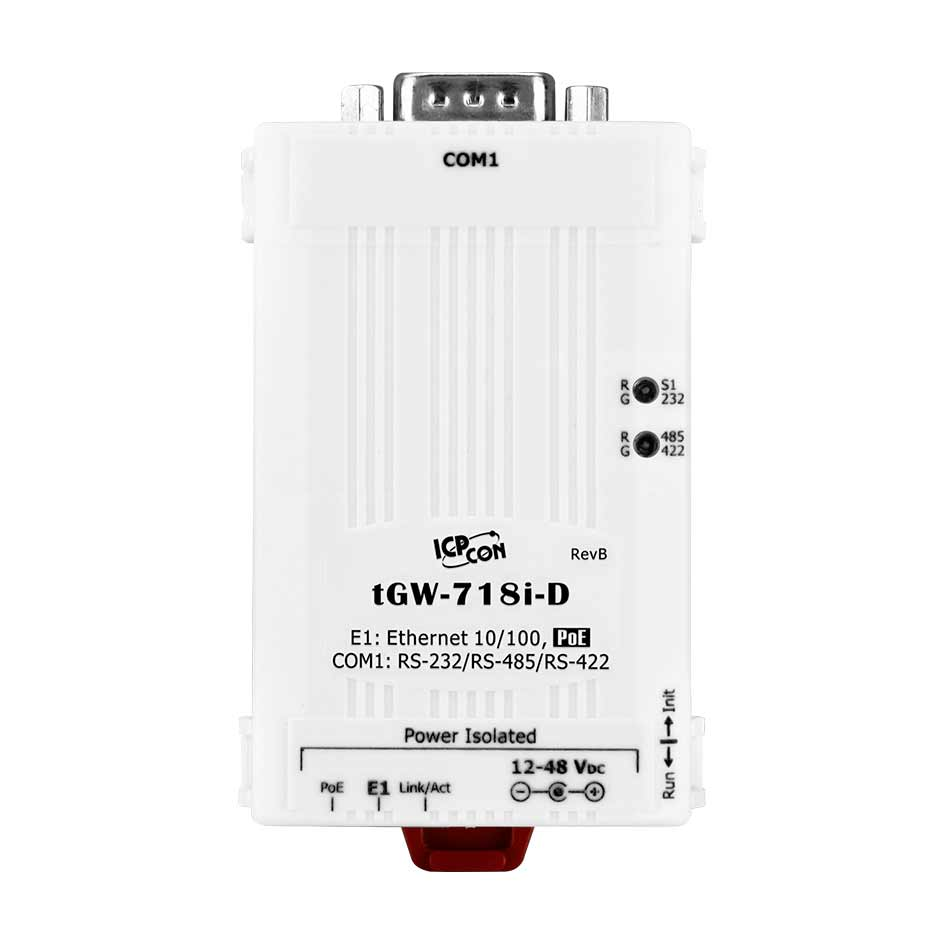 tGW-718i-D-Converter buy online at ICPDAS-EUROPE