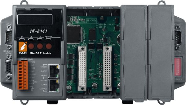 IP-8441-GCR-MiniOS-Automation-Controller buy online at ICPDAS-EUROPE