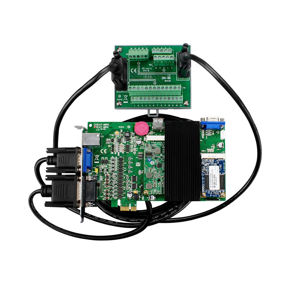ECAT-M801-16AX/S CR