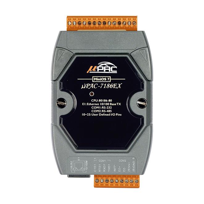 µPAC-7186EX-G CR