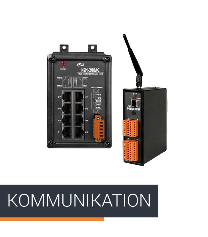 ICPDAS-EUROPE Produkt Kategorie Kommunikation