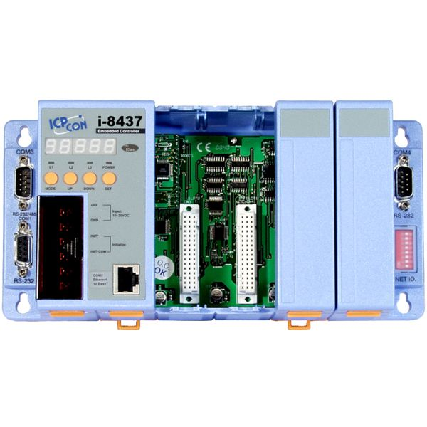 I-8437-80CR-MiniOS-Automation-Controller buy online at ICPDAS-EUROPE