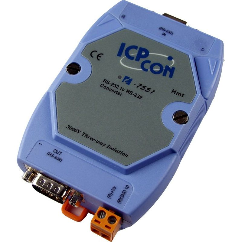 I-7551CR-Repeater buy online at ICPDAS-EUROPE