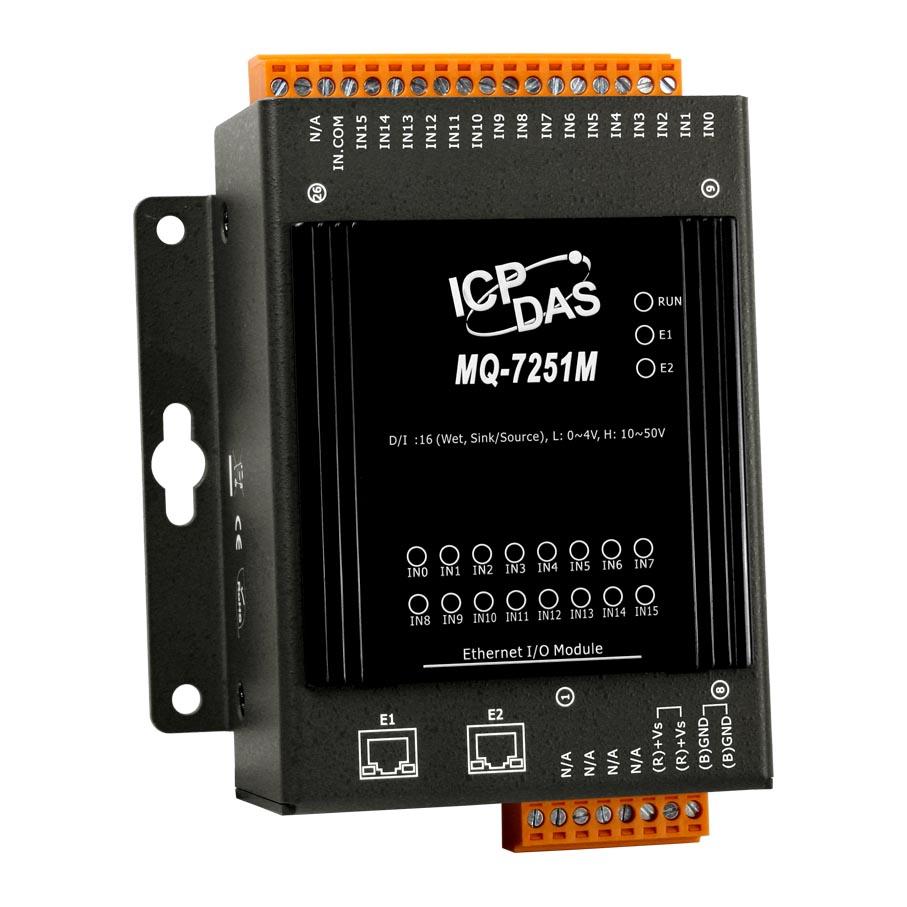 MQ-7251MCR-MQTT-IO-Module buy online at ICPDAS-EUROPE