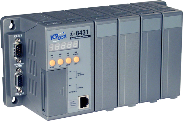 I-8431-GCR-MiniOS-Automation-Controller buy online at ICPDAS-EUROPE