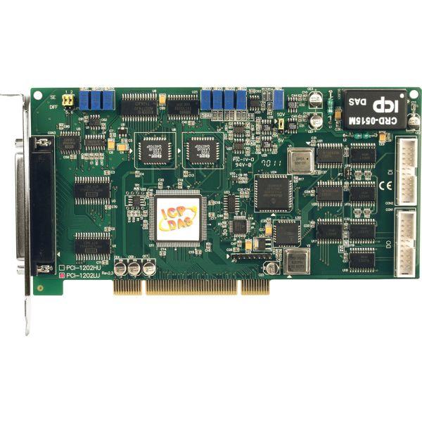 PCI-1202LU-8KCR-Multifunctional-PCI-Board buy online at ICPDAS-EUROPE